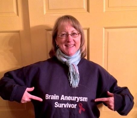 Me! Brain Aneurysm Survivor