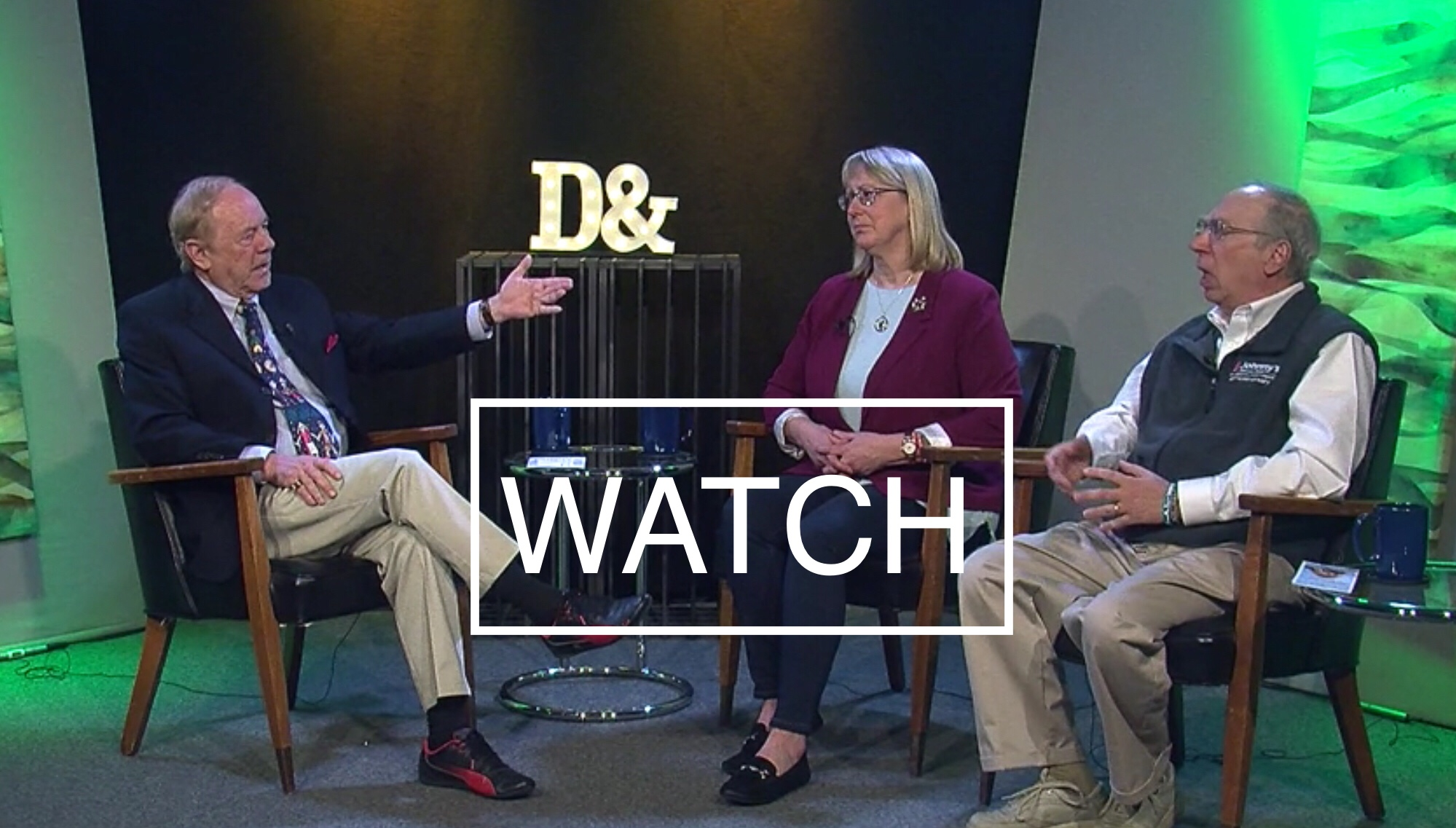 Watch the Derry Rundlett Show about Brain Aneurysms in Maine